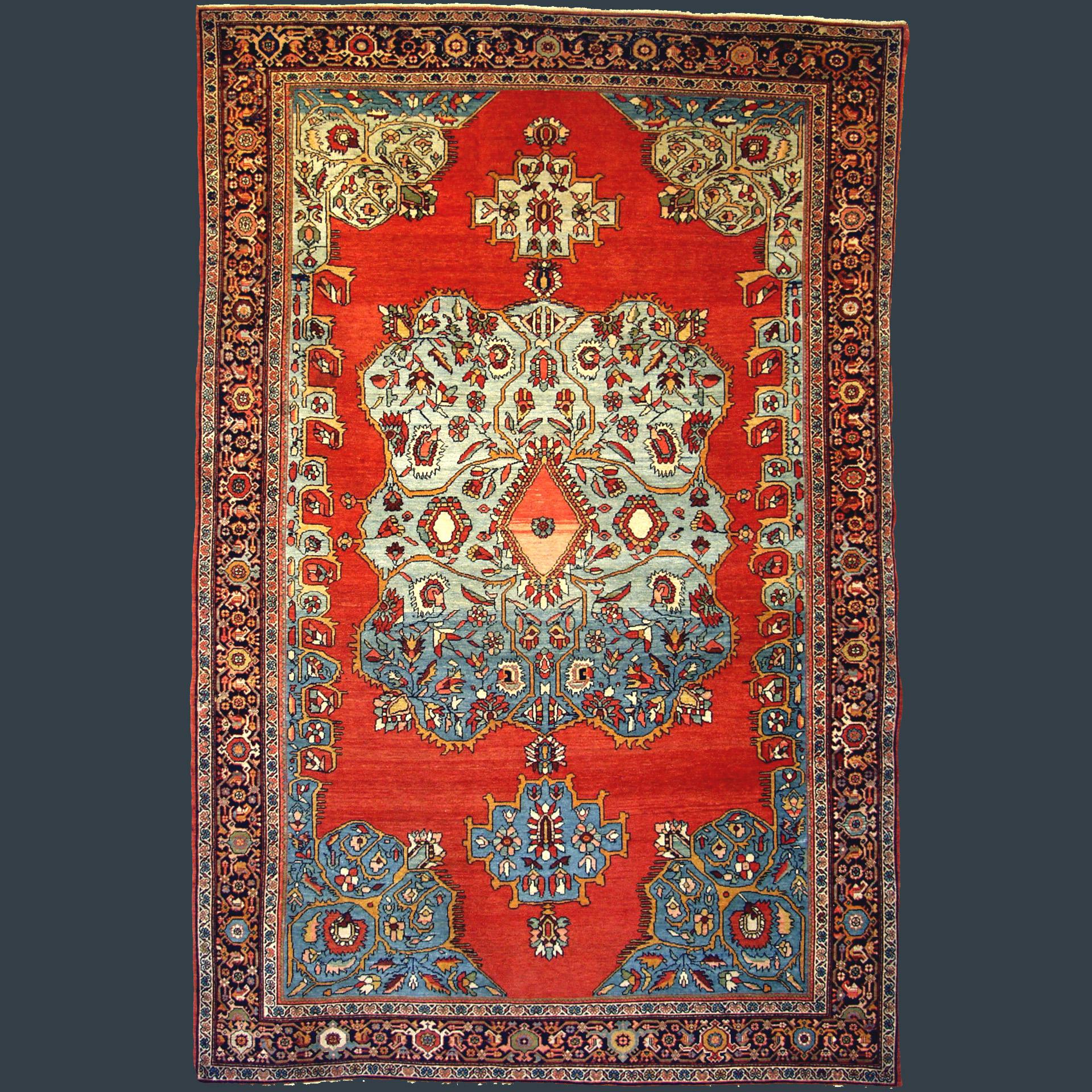 Antique Fereghan Sarouk