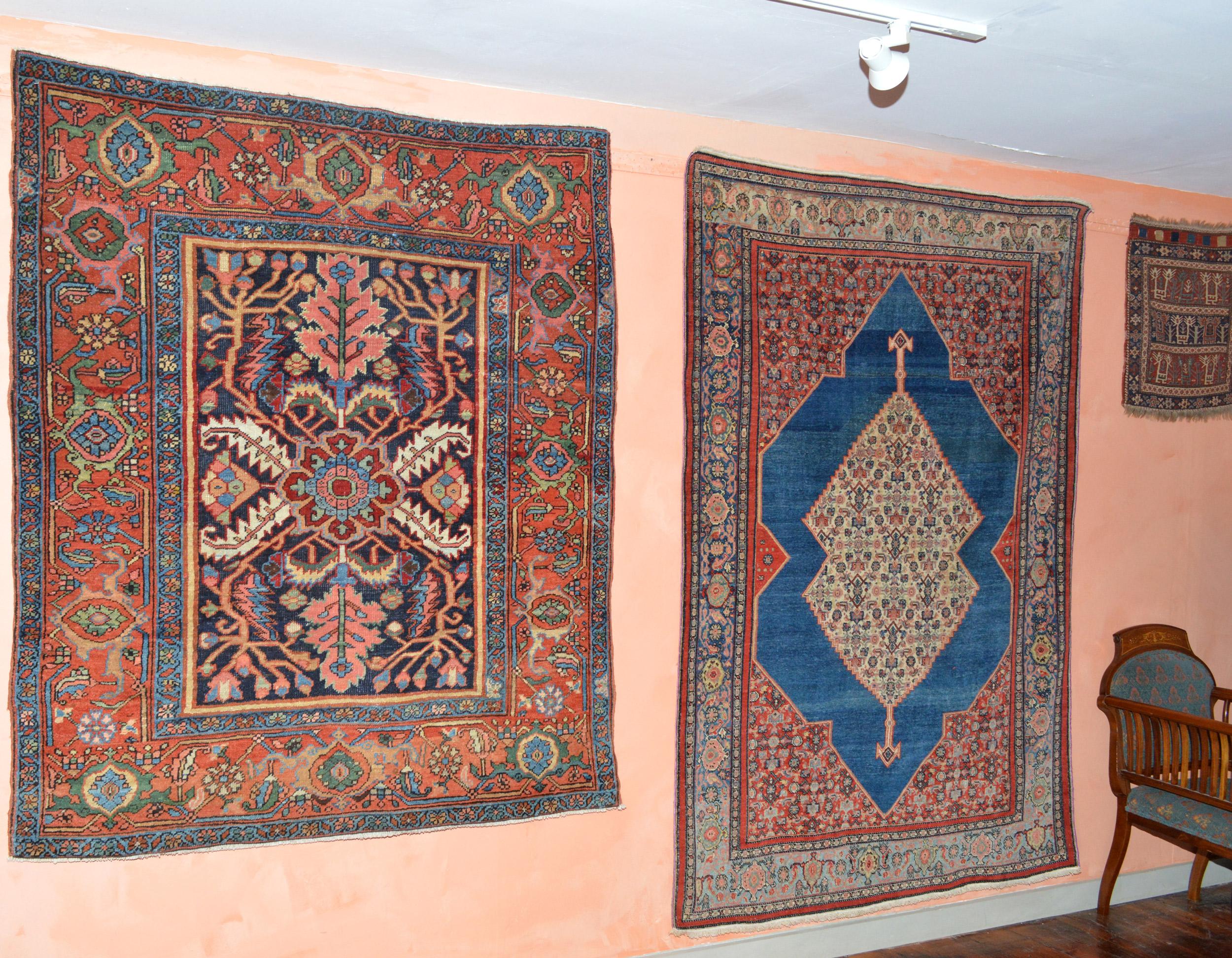 Douglas Stock Gallery, Antique Oriental Rugs, South Natick (Boston area), Massachusetts